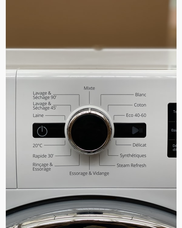 Lave-linge Lavante-séchante Whirlpool FWDG971682WBCVFR 3
