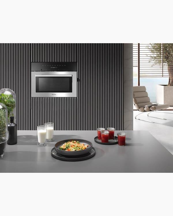 Four micro-ondes Encastrable Miele M7140TC 3