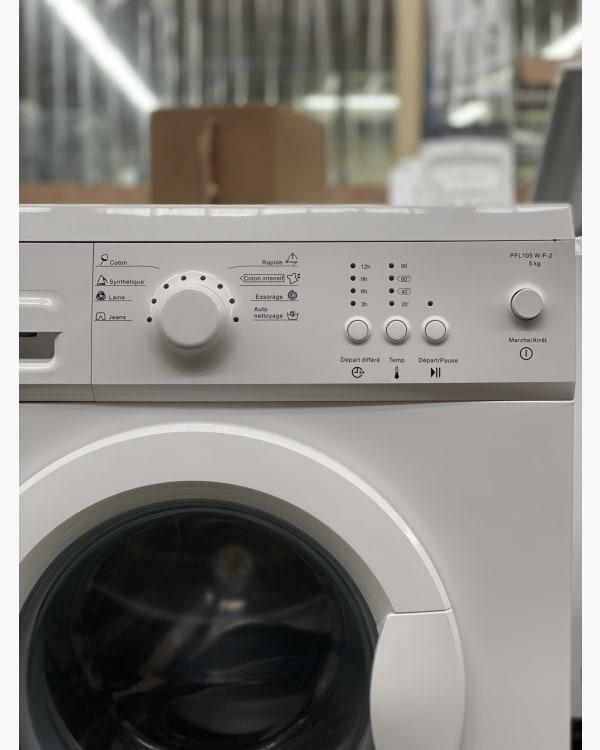 Lave-linge Ouverture frontale Proline PFL105W 2