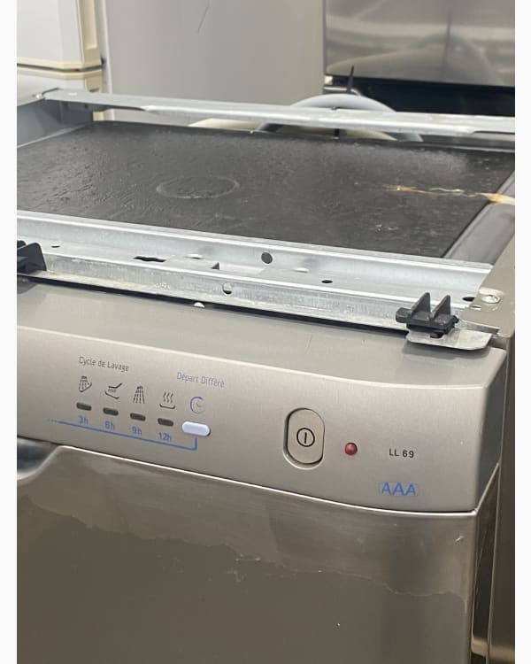 Lave-vaisselle Pose libre Hotpoint Ariston LL69X 2