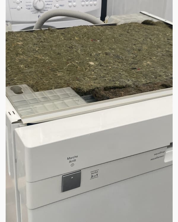 Lave-vaisselle Pose libre Siemens SE25M274FF/36 3