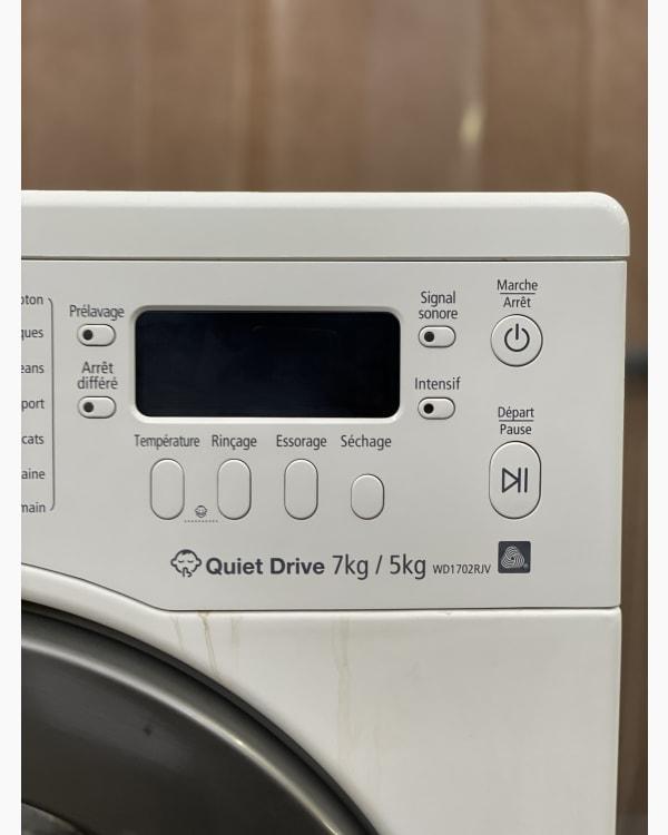 Lave-linge Lavante-séchante Samsung WD1702RJV 2