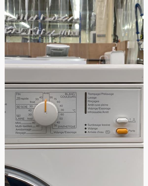 Lave-linge Ouverture frontale Miele w402sb 2