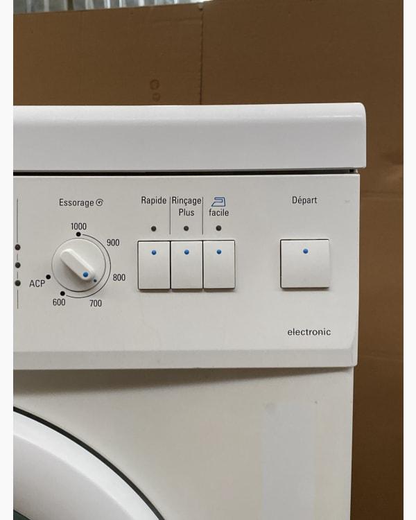 Lave-linge Ouverture frontale Siemens wxb2060ff 2
