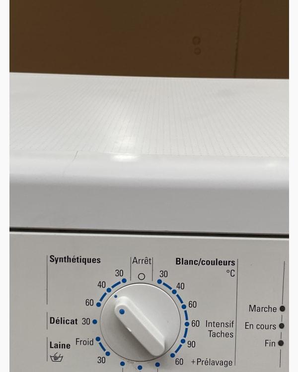 Lave-linge Ouverture frontale Siemens wxb2060ff 3