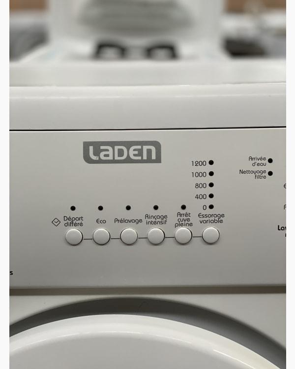 Lave-linge Ouverture frontale Laden FL 1256 3