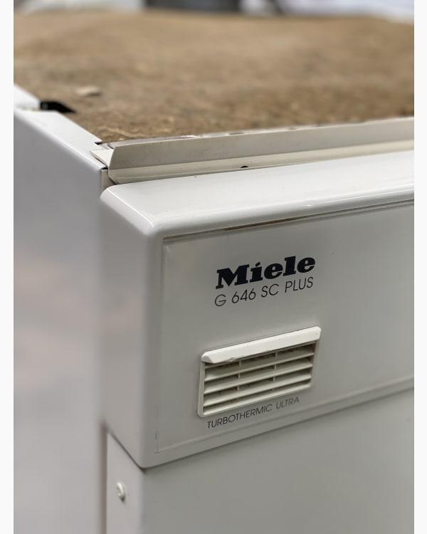 Lave-vaisselle Pose libre Miele G646SC PLUS 3