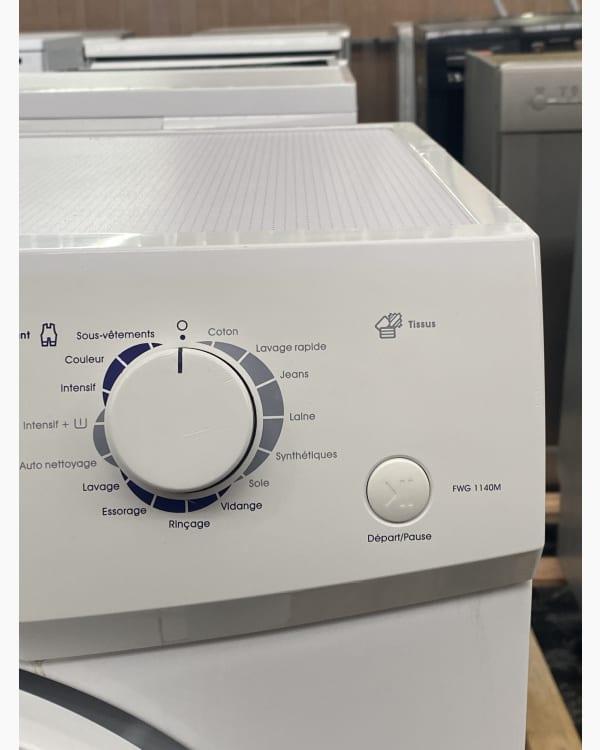 Lave-linge Ouverture frontale Faure FWG1100M 3