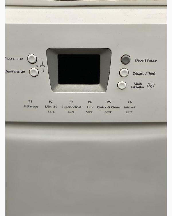 Lave-vaisselle Pose libre Beko DFN6634 2