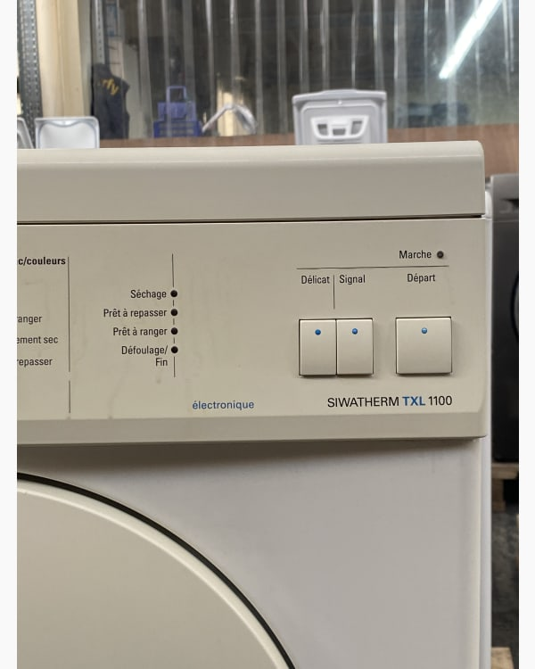 Sèche-linge Ouverture frontale Siemens SIWATHERM TXL 1100 2