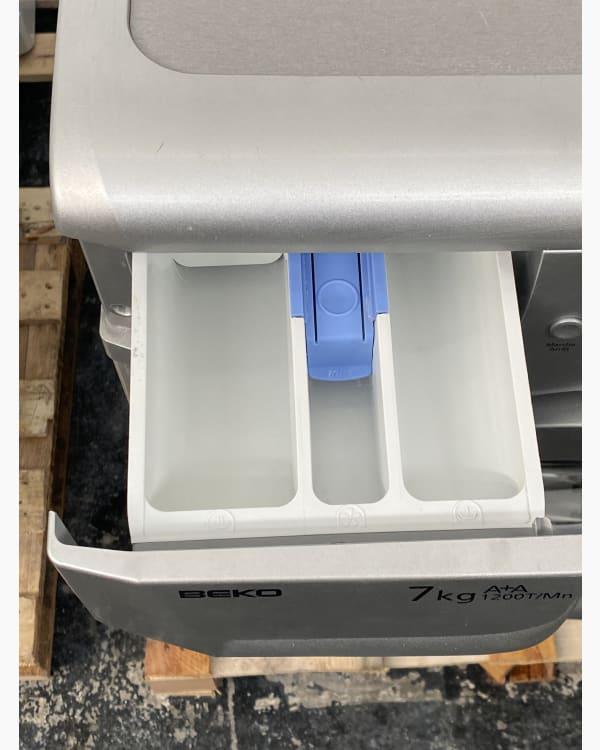 Lave-linge Ouverture frontale Beko WMD67125S 5
