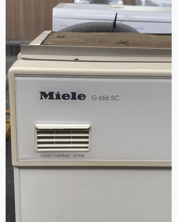 Lave-vaisselle Pose libre Miele G656SC 3