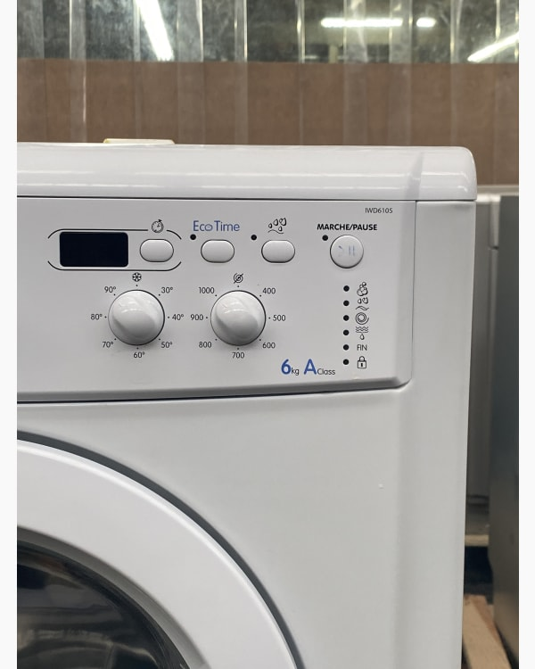 Lave-linge Ouverture frontale indesit IWD6105 2