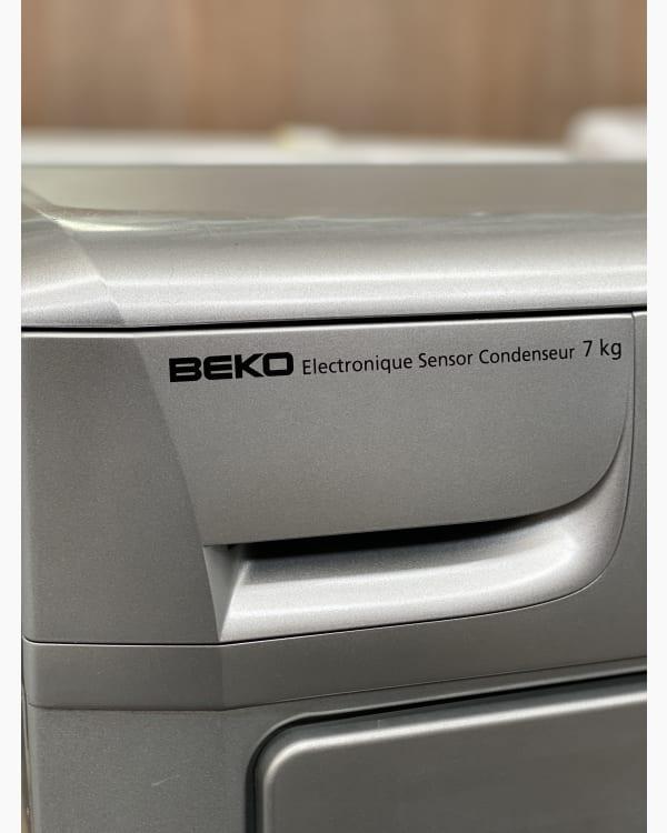Sèche-linge Ouverture frontale Beko DCU2570XS 3
