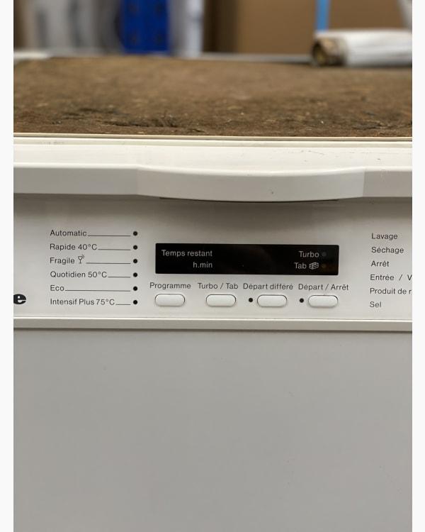 Lave-vaisselle Pose libre MIELE G1232SC 2