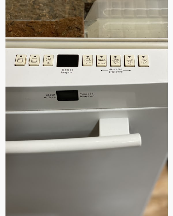 Lave-vaisselle Pose libre Siemens SE25T251FF/17 2