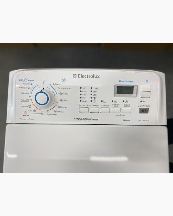 Lave-linge Ouverture par le haut Electrolux EWT136451W 2