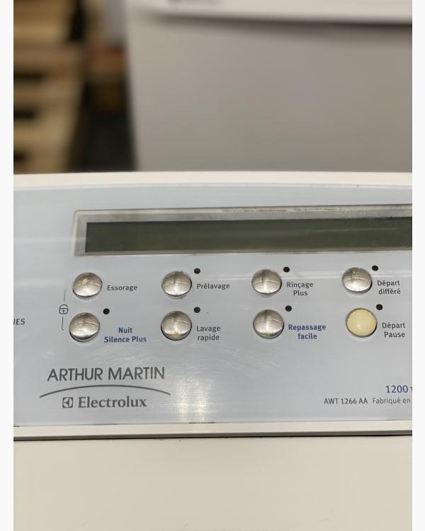 Lave-linge Ouverture par le haut ELECTROLUX AWT1266AA 3