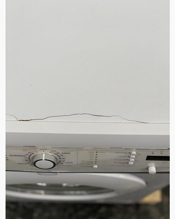 Lave-linge Ouverture frontale BRANDT WFH1477F 3