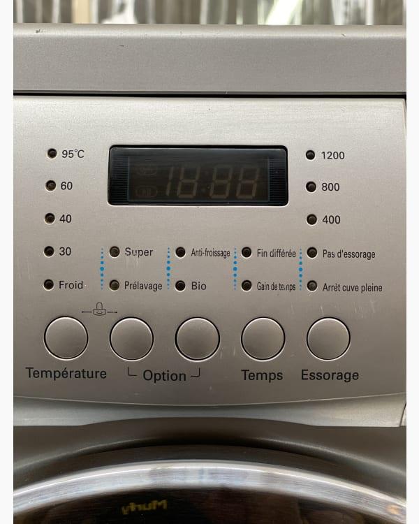 Lave-linge Ouverture frontale LG WD-12485TP 2