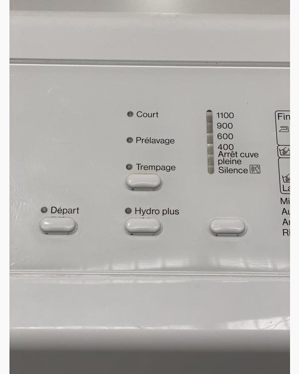 Lave-linge Ouverture par le haut MIELE W140 4