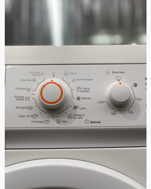 Lave-linge Ouverture frontale Electrolux AWF 12160 W 2