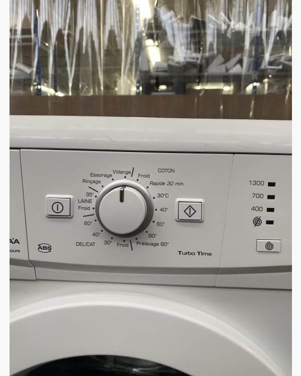 Lave-linge Ouverture frontale Fagor F14030RD fagor 2