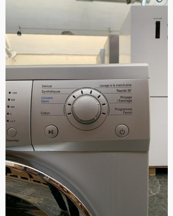 Lave-linge Ouverture frontale LG WD-12655TP 2