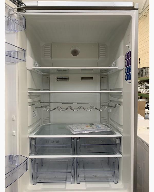 Réfrigérateur Réfrigérateur combiné Beko RCNE720E20DZXP 3