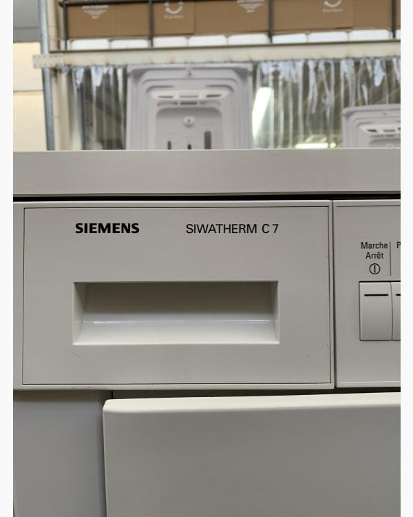 Sèche-linge Ouverture frontale Siemens WT72000FF 5