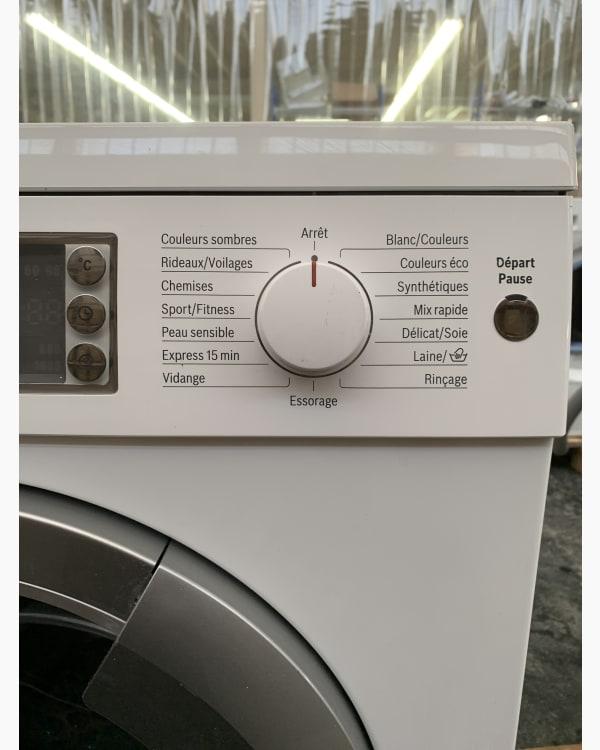 Lave-linge Ouverture frontale Bosch WAS32480FF 2