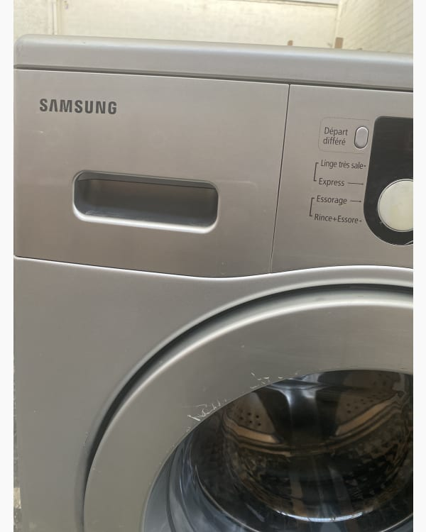 Lave-linge Ouverture frontale Samsung WF8604NHS/XEF 3