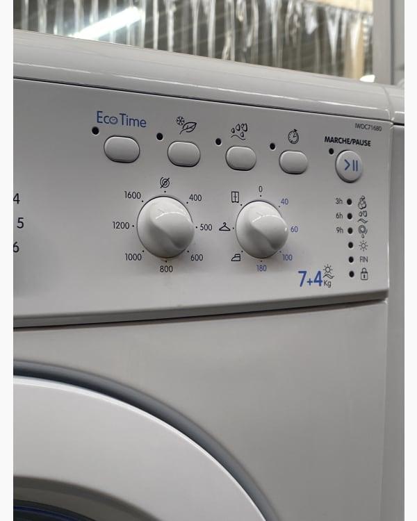 Lave-linge Lavante-séchante Indesit IWDC71680 3