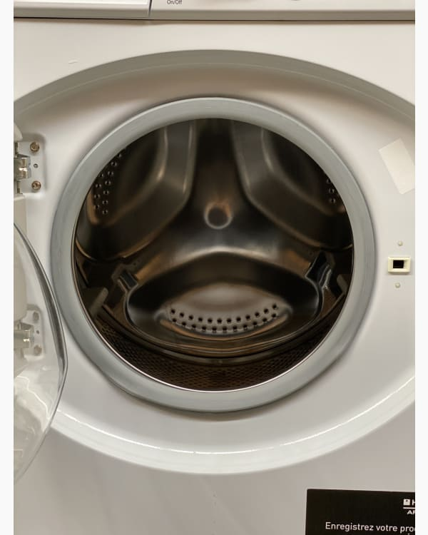 Lave-linge Ouverture frontale Hotpoint Ariston HAF921 4