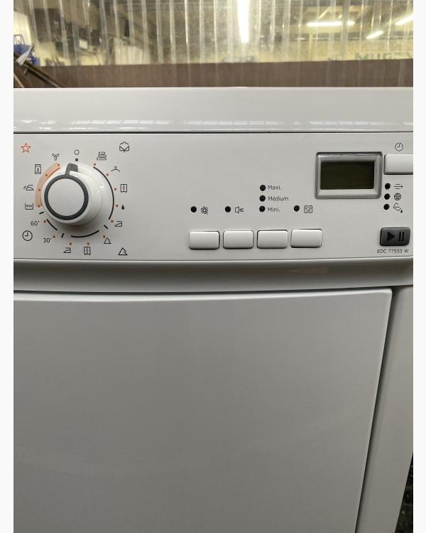 Sèche-linge Ouverture par le haut Electrolux edc77555w 2