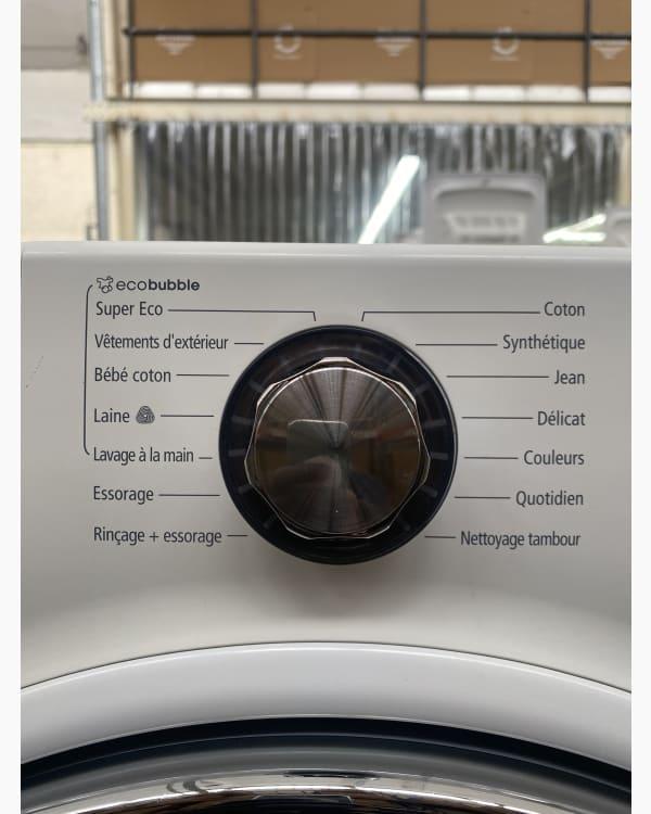 Lave-linge Ouverture frontale Samsung WF1114XBD 3