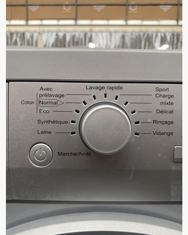 Lave-linge Ouverture frontale Haier HW80-1403DS-F 3