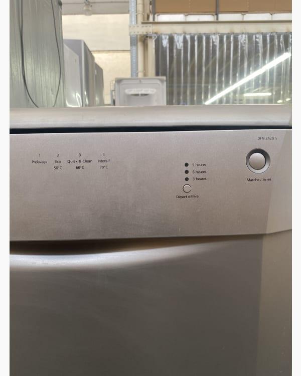 Lave-vaisselle Pose libre Beko DFN2420s 3