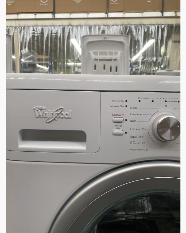Lave-linge Ouverture frontale Whirlpool 85920542901 2