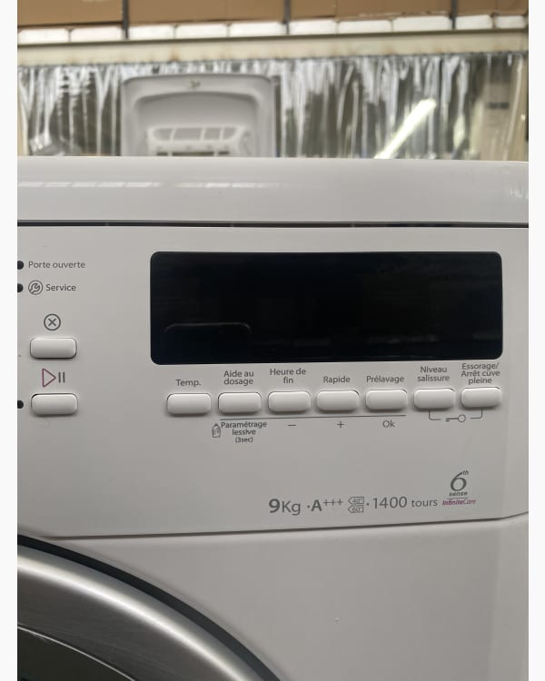 Lave-linge Ouverture frontale Whirlpool 85920542901 3