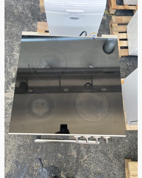 Four & cuisinière Four multifonction pyrolyse De Dietrich DCV968X 4