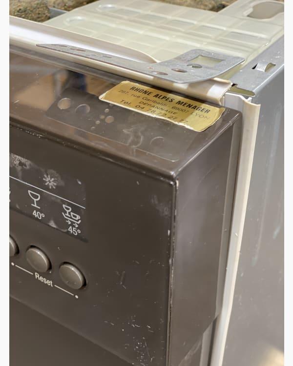 Lave-vaisselle Encastrable simple Bosch SGU57M04EU 5