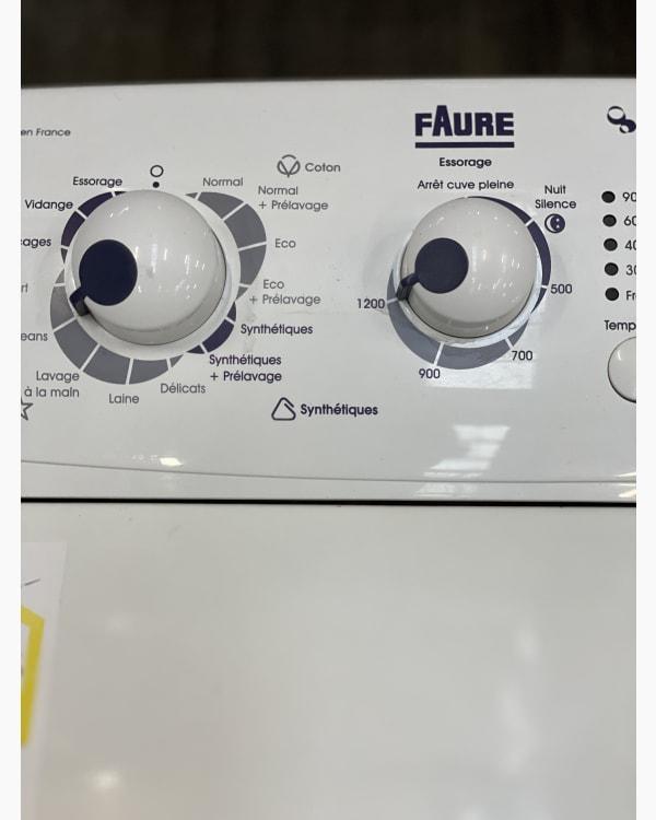 Lave-linge Ouverture par le haut Faure FWQ5129 2