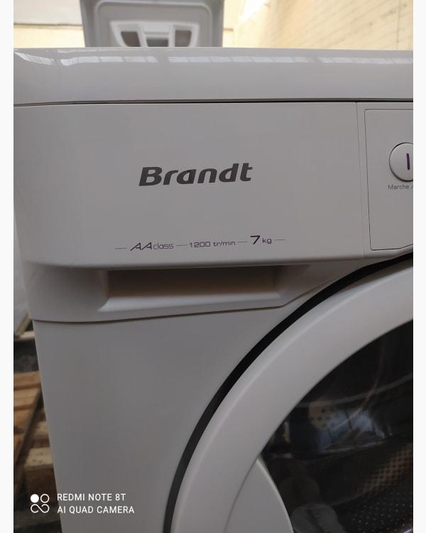 Lave-linge Ouverture frontale Brandt WFK1217F 3
