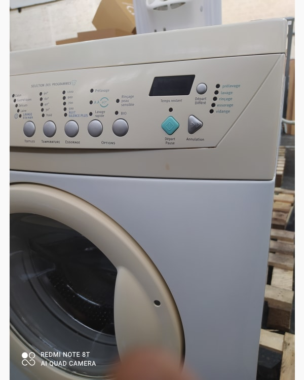 Lave-linge Ouverture frontale Electrolux AWF 1225 3