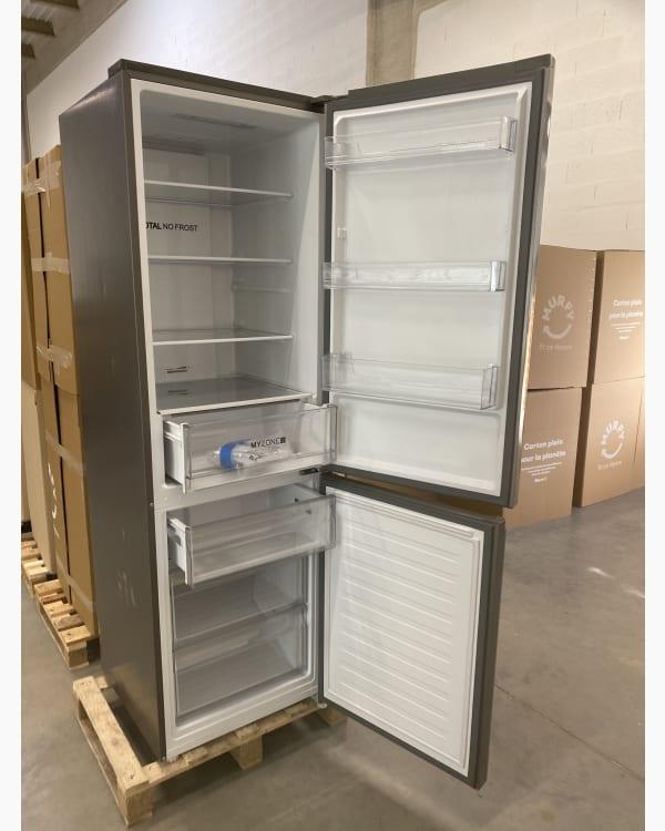 Réfrigérateur Réfrigérateur combiné Haier HDR3619FNMN 3