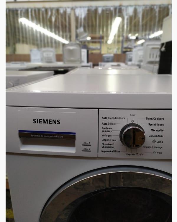 Lave-linge Ouverture frontale Siemens IQ 700 2