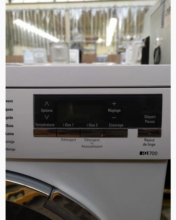 Lave-linge Ouverture frontale Siemens IQ 700 3
