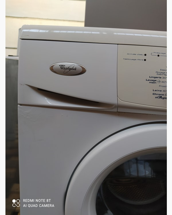 Lave-linge Ouverture frontale Whirlpool AWO/D 4741 3