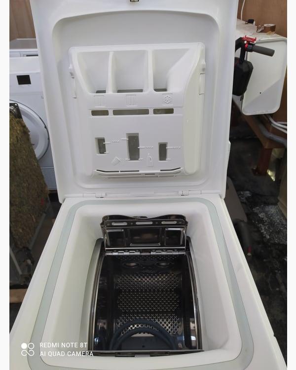 Lave-linge Ouverture par le haut Brandt Wtc0122fw/03 4